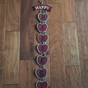 Michael's Happy Harvest Apple Wall Decor Fall